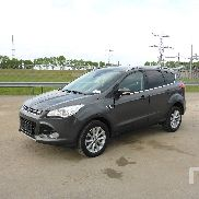 2015 FORD KUGA 2.0TDCI Sport Utility Vehicle