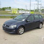 2014 VOLKSWAGEN GOLF 1.6TDI Bluemotion Station Wagon