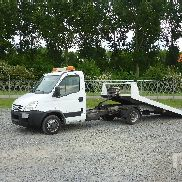 2008 IVECO DAILY 35C15 4x2 Rollback Truck