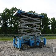 2005 GENIE GS5390RT 4x4 Scissorlift