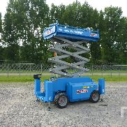 2007 GENIE GS3268RT 4x4 Scissorlift