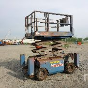 2007 GENIE GS2668RT 4x4 Scissorlift