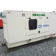 2005 FG WILSON P165E1 Generator Set Parts/Stationary Construction-Other