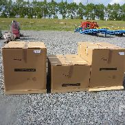 2009 VARISCO Quantity Of 9 Water Pump