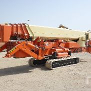 2009 TEUPEN LEO 50 GTX Articulated Crawler Boom Lift