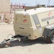 2010 INGERSOLL-RAND P260WIR Portable Air Compressor
