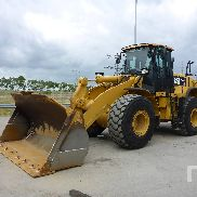 2011 CATERPILLAR 966H Radlader