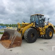 2011 CATERPILLAR 966H Wheel Loader