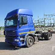 2002 DAF CF85.430 4x2 Truck Tractor (S/A)