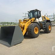 2012 LIEBHERR L566 Wheel Loader