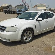 2008 DODGE SXT Automobile