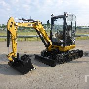 2015 CATERPILLAR 302.7DCR Mini Excavator (1 - 4.9 Tons)
