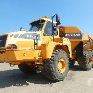 2009 DOOSAN MT41 6x6 Articulated Dump Truck