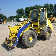 2008 ATLAS 60 Wheel Loader Parts/Stationary Construction-Other