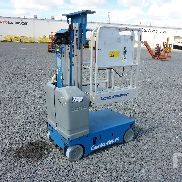 2001 GENIE GR15 Electric Vertical Manlift Parts/Stationary Construction-Other