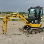2012 KOMATSU PC26MR-3 Mini Excavator (1 - 4.9 Tons)