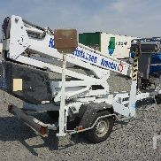2003 DINO 160XT Electric Tow Behind Articulated Boom Lift