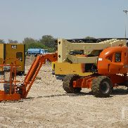 2001 JLG 450AJ 4x4 Articulated Boom Lift