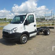 UNUSED IVECO DAILY 50C15 4x2 Cab & Chassis