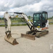 2007 BOBCAT 329G Mini Excavator (1 - 4.9 Tons)