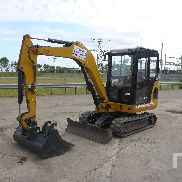 2011 CATERPILLAR 302.5C Mini Excavator (1 - 4.9 Tons)