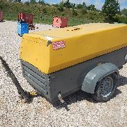 2012 ATLAS COPCO XAS97DD S/A Air Compressor