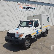 2013 TOYOTA 4x4 Ambulance