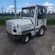 2000 TIGER TIG50 Cargo Tractor Airport 4x2 Utility Truck