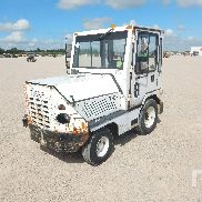 1999 TIGER TIG50 Cargo Tractor Airport 4x2 Utility Truck