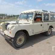 1985 LANDROVER 109 4x4 Sport Utility Vehicle