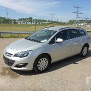 2015 OPEL ASTRA 1.4 Station Wagon