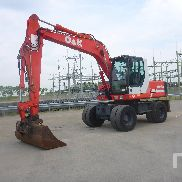 2000 O&K MH PLUS Mobile Excavator