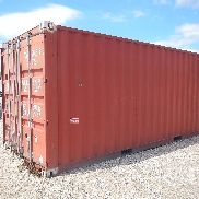 2011 CX01-2052 20 Ft Container
