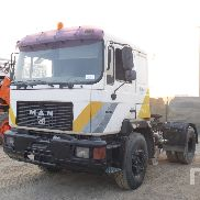 1993 MAN 19.373 4x2 Truck Tractor (S/A)
