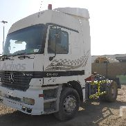 1997 MERCEDES-BENZ ACTROS 1840 4x2 Truck Tractor (S/A)