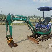KOMATSU PC15MR-1 Mini Excavator (1 - 4.9 Tons)
