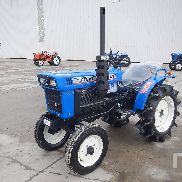 ISEKI TX1510 2WD Trattore agricolo