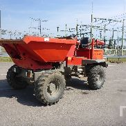 2007 BARFORD SXR5000 4x4 Swivel Dumper