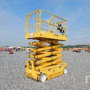 2001 HAULOTTE COMPACT 12SN Electric Scissorlift