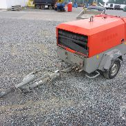 2005 INGERSOLL-RAND 7/51 Air Compressor