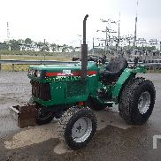 RANSOMES CT333HST 2WD MFWD Traktor