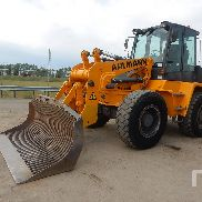 2002 AHLMANN AZ150 High Lift Wheel Loader