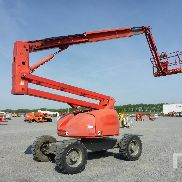 2007 HAULOTTE HA20PX 4x4x4 Articulated Boom Lift