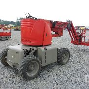 2007 HAULOTTE HA12PX 4x4 Articulated Boom Lift Parts/Stationary Construction-Other