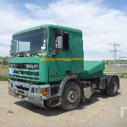 1992 DAF FT95.360 4x2 Truck Tractor (S/A)