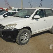 2008 TOYOTA RAV4 4x4 Sport Utility Vehicle