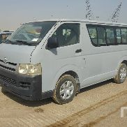 2006 Toyota Hiace 14 Passagier 4x2 Mini-Bus