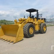 1990 CATERPILLAR 966E Radlader