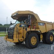 2012 CATERPILLAR 772 Rock Truck