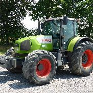 2006 CLAAS ARES 836RZ MFWD Tractor